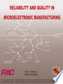 Reliability And Quality In Microelectronic Manufacturing