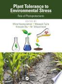 Plant Tolerance To Environmental Stress Book PDF