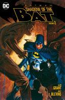 Batman Shadow Of The Bat Vol 2