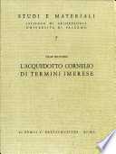 L'acquedotto Cornelio di Termini Imerese