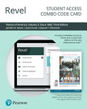 Revel for Visions of America Access Card Book
