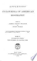 Appleton s Cyclop  dia of American Biography Book
