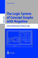 The Logic System of Concept Graphs with Negation