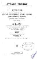 Atomic Energy Act of 1946 Book PDF