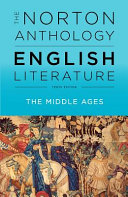 link to The Norton Anthology of English Literature Vol. A in the TCC library catalog