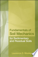 Fundamentals of Soil Mechanics for Sedimentary and Residual Soils Book