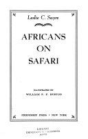 Africans on Safari