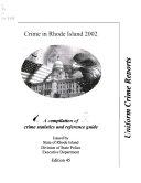 Crime in Rhode Island