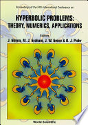 Hyperbolic Problems  Theory  Numerics  Applications   Proceedings Of The Fifth International Conference