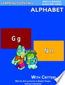 Alphabet Flash Cards  ABC Letters and Critters
