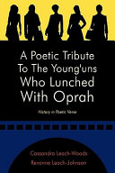 A Poetic Tribute to the Young'uns Who Lunched With Oprah