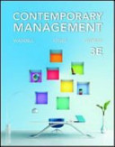 Contemporary Management PDF