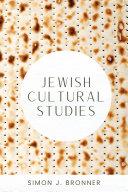 Jewish Cultural Studies
