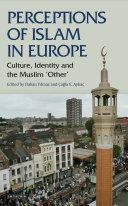 Perceptions of Islam in Europe Pdf/ePub eBook