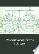 Railway Locomotives and Cars Book