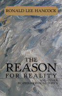 The Reason for Reality