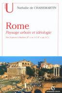 Pdf Rome. Paysage urbain et idéologie Telecharger