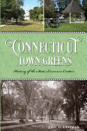 Connecticut Town Greens