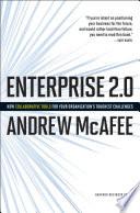 Enterprise 2 0 Book