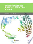 Grand Challenges In The Field Of Earth Science Book PDF