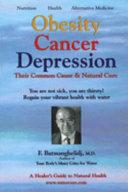 Obesity Cancer Depression