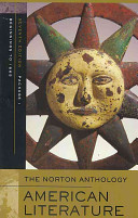 The Norton Anthology American Literature Package 1/ Moby-Dick