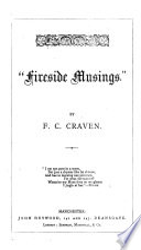 Fireside Musings