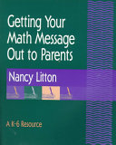 Getting Your Math Message Out to Parents