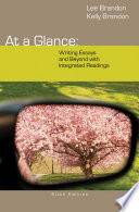 At a Glance  Writing Essays and Beyond Book