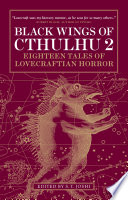 Black Wings of Cthulhu  Volume Two