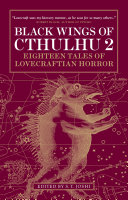 Black Wings of Cthulhu (Volume Two) Book