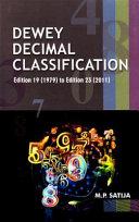 Dewey Decimal Classification Book PDF