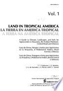 Guía de Climas, Paisagens E Solos Para Agrónomos Na Amazônia, O Pedemonte Andino, Brasil Central E Orenoco