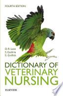 Dictionary of Veterinary Nursing - E-Book