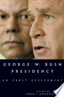 The George W Bush Presidency