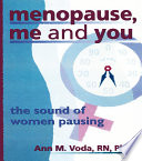 Menopause  Me and You Book