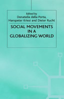 Social Movements in a Globalizing World