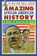 The New York Public Library Amazing African American History