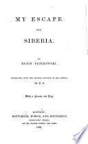 My Escape from Siberia