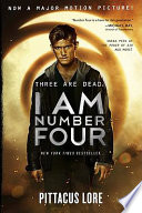 I Am Number Four Movie Tie-in Edition image