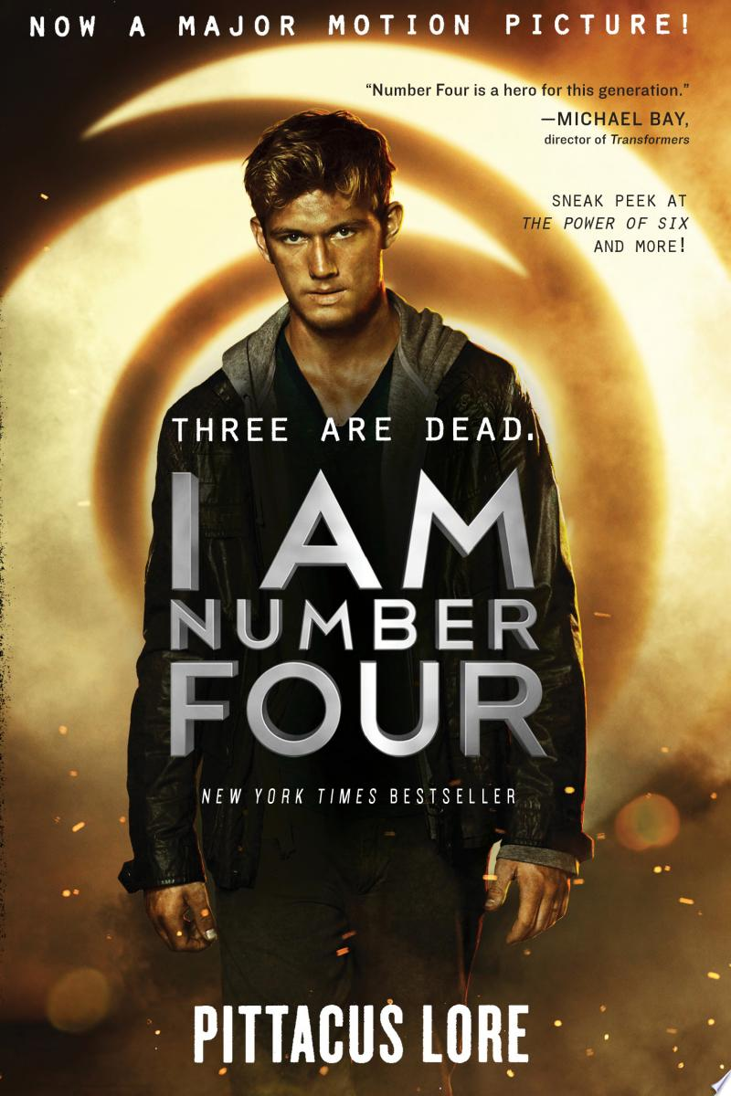 I Am Number Four Movie Tie-in Edition banner backdrop