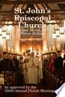 St. John's Episcopal Church: Parish Bylaws