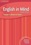 English in Mind Level 1 Teacher s Resource Book