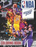 Color Me  NBA Coloring Book