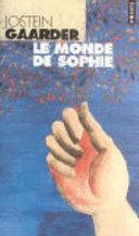 Le monde de Sophie banner backdrop