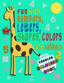 My First Toddler Coloring Book