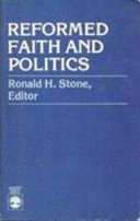 Reformed Faith and Politics