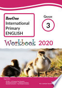 BeeOne Grade 3 English Workbook 2020 Edition