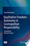 Qualitative Freedom   Autonomy in Cosmopolitan Responsibility