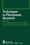 Techniques in Pheromone Research [Pdf/ePub] eBook